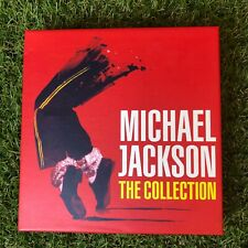 Michael Jackson The Collection Five (5) Disc CD Boxset