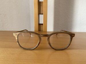 Holzbrille Echtholz Robert Rüdger
