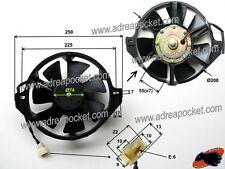 Ventilateur Quad / ATV SHINERAY 250 STXE