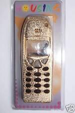 Frontcover für Nokia 6110 gold gesprenkelt