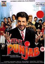 MINI PUNJAB - BOLLYWOOD PUNJABI DVD - FREE POST