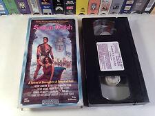 Samson And Delilah Rare TV Movie Adventure Fantasy VHS 1984 OOP Max Von Sydow