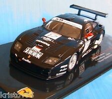 FERRARI 575M #17 WENDLINGER MELO WINNER DONINGTON FIA GT 2004 IXO 1/43 FER037