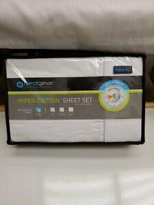BEDGEAR HYPER-COTTON SHEET SET- TWIN XL