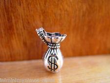 Doll House 12th scala in metallo Finto banche Borsa del denaro!!! OFFERTA ORA & non perdere!!!