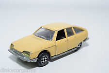 POLISTIL E30 E 30 E-30 CITROEN GS LIGHT YELLOW EXCELLENT CONDITION