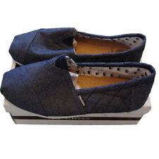 Scarpe da uomo espadrillas blu