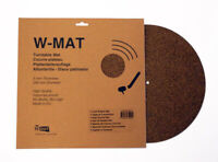 Cork-Rubber, Blended Construction Turntable Mat, W-MAT by Winyl, 3mm thickness
