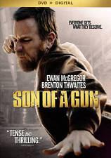 Son of a Gun (DVD, 2015) + Digital HD Copy Code