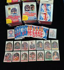1989-90 NBA HOOPS WAX SEALED PACKS in BOX POSS. JORDAN ROBINSON 10 (89 90)