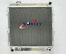 Aluminum Radiator for Toyota 4 Runner Hilux VZN130 3L 3VZ-FE V6 Petrol 3Row