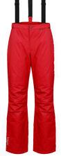 Mens Red SKI Snowboarding Pants Salopettes Sizes S M L XL ICEPEAK Travis