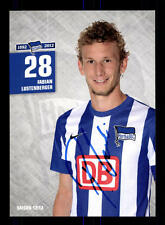 Fabian Lustenberg Autogrammkarte Hertha BSC Berlin 2012-13 Original Sig+A 162197