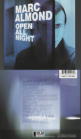 Marc Almond Open All Night CD ALBUM