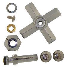 NEW! MUELLER INDUSTRIES Hot and Cold Faucet Stem & Handle Repair Kit 888-515NL