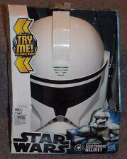 2012 Star Wars Clone Trooper Electronic Helmet New In Box