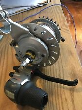 USED Shimano Nexus 8 Hub with roller brake shifter kit commute Internal Hub gear