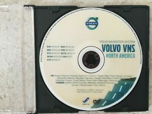 2003 2004 2005 2006 Volvo XC90 2014 VNS Navigation Map Update DVD (Disc A Only)