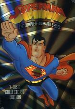 Superman: The Complete Animated Series [8 Discs] DVD Region 1