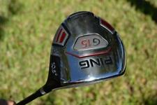 PING G15 10.5* TOUR ISSUE PROTOTYPE 824X GRAPHITE SHAFT DRIVER