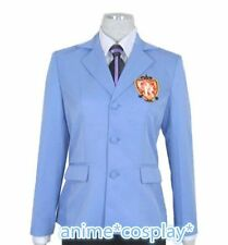 Japan Anime Ouran High School Host ClubHalloween Coat Jacket Cosplay Costume NEW