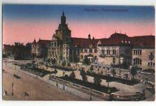 Ansichtskarte um 1900, München, Nationalmuseum, unbeschrieben