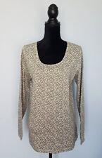 Damen ROSEMUNDE Grau  Blouse Pullover Gr. XL