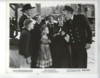 VINTAGE CLAUDE JARMAN JR. CHILD ACTOR YEARLING PHOTO ORIGINAL SIGNED AUTOGRAPH A