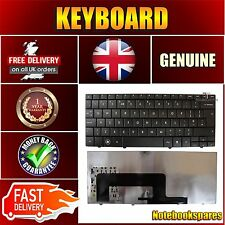 New HP COMPAQ MINI 1110TU 1111NR UK English Laptop Keyboard Black