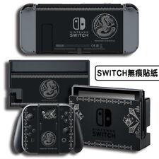 NS Skin Vinyl Decals Sticker Monster Hunter x Fit For Nintendo Switch
