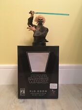 Plo Kloon Jedi Master Star Wars Gentle Giant Collectible Mini Bust - New In Box