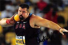 Christian Cantwell - USA - Leichtathletik - Olympia 2008 - SILBER - Foto sig (1)