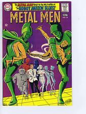 Metal Men #32 DC Pub 1968