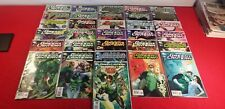 LOT OF 31 GREEN LANTERN Comics - All 4th Volume (2005) #1-30 and Secret Files Sp