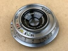 Meyer Gorlitz 3cm f/3.5 Robot Primotar Vintage Screw Mount Lens - Rare