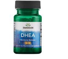 SWANSON DHEA100 mg - 60/120 Kapseln * Jugend Energie Libido * EXP: 06.2021