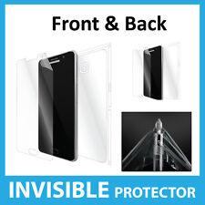 Samsung Galaxy A7 (2016) Protector Pantalla INVISIBLE Completo FRONTAL Y TRASERO