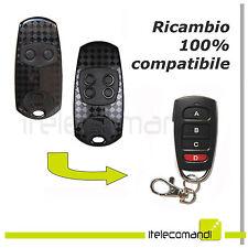 Telecomando Key4 compatibile Came TOP432EV  TOP 434 EV 433,92  Mhz apricancello