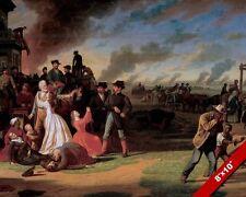 US CIVIL WAR ORDER NO 11 MISSOURI CONFEDERATE REMOVAL PAINTING ART CANVAS PRINT