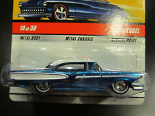 New ListingHot Wheels Classics Series 5 Chase '58 Edsel Chase Light Blue With Prorector