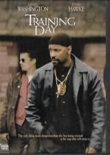 Training Day DVD, 2002 Action R Dezel Washington Ethan Hawke