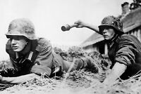 WWII photo soldiers of the Wehrmacht in the battles of August 1941 1127