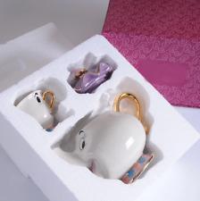 Beauty And The Beast Teapot Mug Mrs Potts Collection Novelty Gift New Set