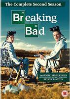 Breaking Bad Season 2 DVD - Complete Series 2 - Brand New (Box Set)