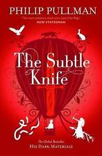 PHILIP PULLMAN, THE SUBTLE KNIFE. 9781407130231