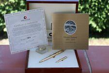 "FANTASTIQUE grand stylo plume SHEAFFER Legacy ""limited edition"" EVEREST de 2003"