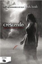 Crescendo (Hush, Hush Trilogy) (Spanish Edition) by Becca Fitzpatrick