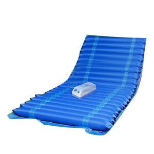 Air Mattress Alternating Pressure Pump Pad Medical Bed Overlay Hospital Home use