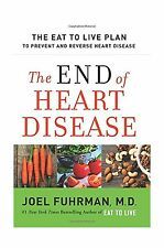 The End of Heart Disease: The Eat to Live Plan to Prevent and R... Free Shipping
