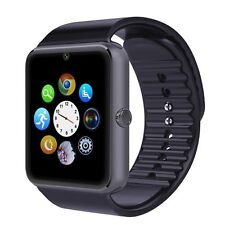 New Model 2017 GT08 Bluetooth Smart Watch Phone Wrist Watch for Android iOS HTC